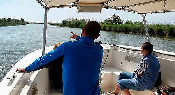 Ruta 4x4 y paseo en barco por el Delta