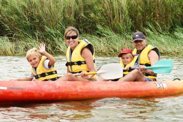 Ruta combinada Kayak + 4×4 Delta del Ebro
