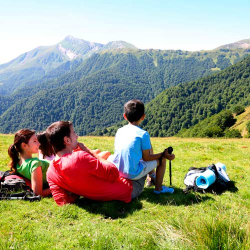 Segunda Pascua en el Pirineo