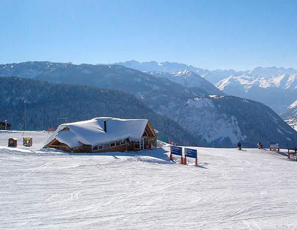 Estació de esqui Baqueira Beret