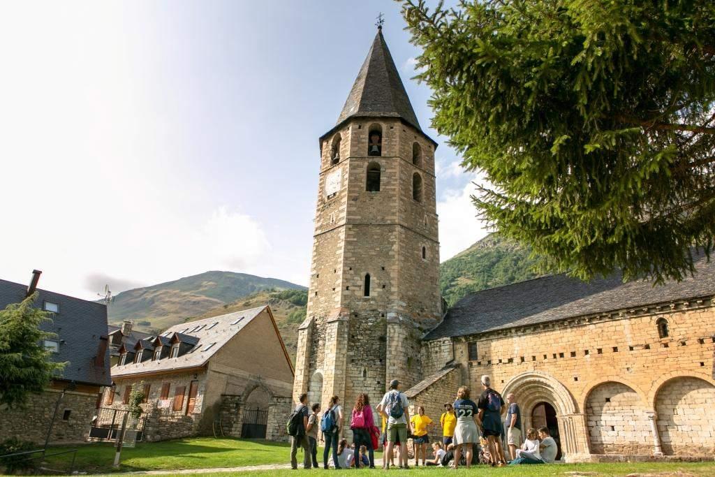 Fin de semana en el Pirineo