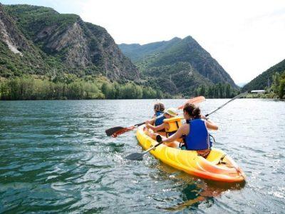 Hotel + Excursión en canoa