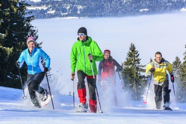 Miniexcursión con raquetas de nieve en Espot Esquí (2 horas)