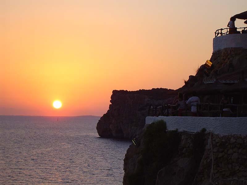 Mejores puestas de sol en Menorca