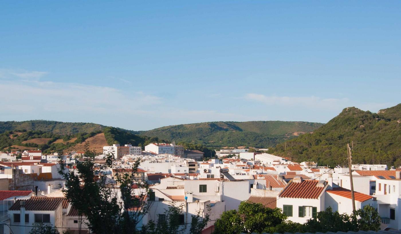 Pueblos de Menorca