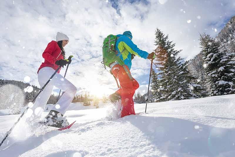 Actividades de invierno en el Pirineo