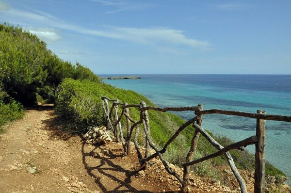Qué visitar en Menorca: camí de cavalls