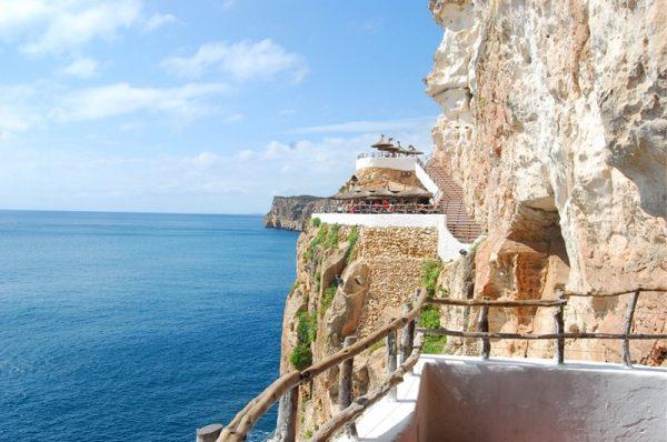 Qué visitar en Menorca: Cova d'en Xoroi