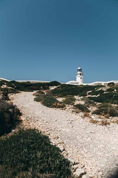 Qé visitar en Menorca: faros