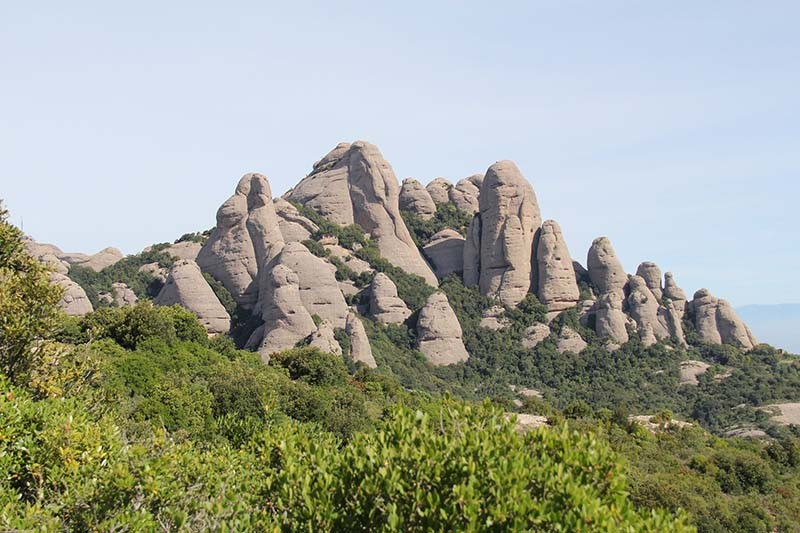 Lugares con encanto en Cataluña