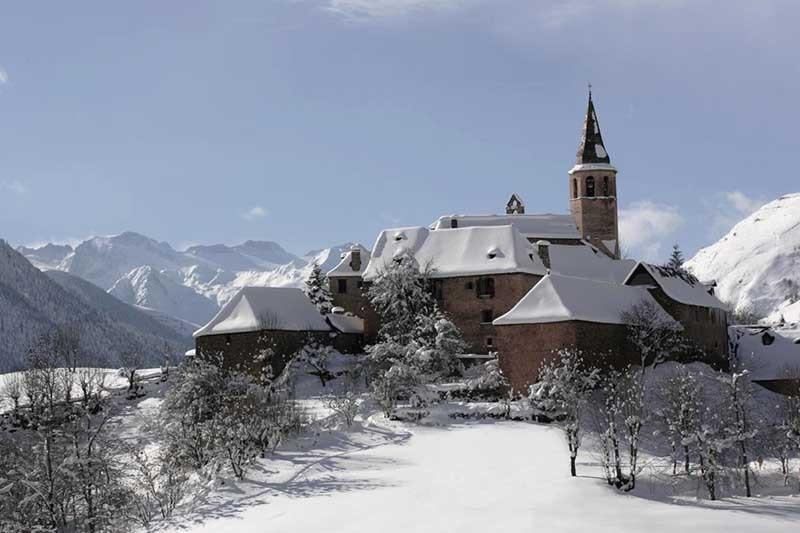 Pueblos del Pirineo catalán