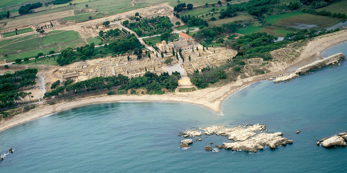 A JOURNEY INTO THE PAST THROUGH THE RUINS OF EMPURIES
