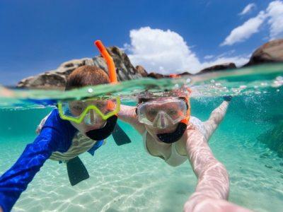 Kayak + Snorkel por el Camí de Ronda