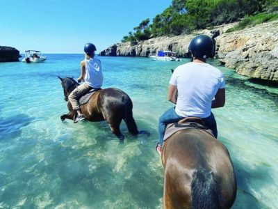 HORSE RIDING IN MENORCA