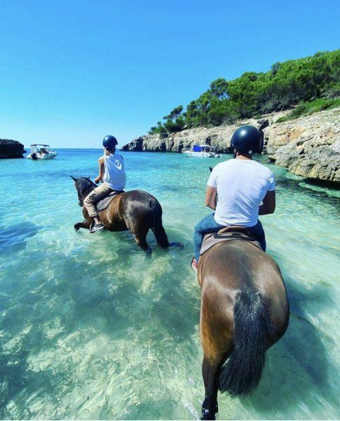 HORSE RIDING IN MENORCA