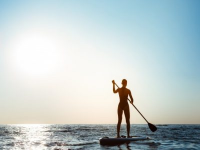 PADDLE SURF + SNORKELLING IN MENORCA